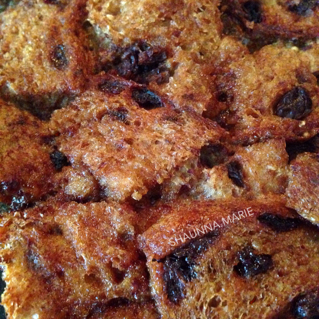 Baked Almond Custard With Cinnamon And Raisins Recipes — Dishmaps